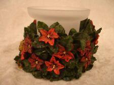 Boyds Bear Paxton's Christmas Blossoms Holiday Flora Votive #27726 Nib First 1E