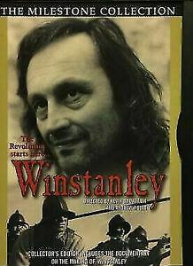 Winstanley DVD 1975 Kevin Brownlow Andrew Mollo B&W Rare Movie - REGION 1 USA