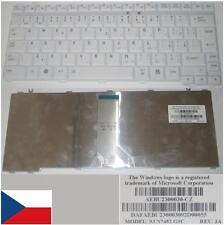 Clavier Qwerty Tchèque Cz TOSHIBA A600 M800 U400 AEBU2300030-CZ 9J.N7482.G0C