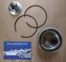 MG MG TF Wheel Bearing Kits (x2) (RFM000050)