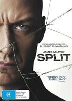 Split (DVD, 2017) NEW