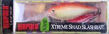 Rapala X-Rap Xtreme Shad Slashbait XRS-6 Orange Back 9g 6cm 1.8-3.3m