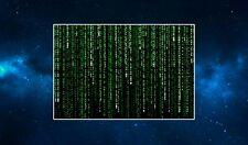 Matrix Code Fridge Magnet. NEW. Cult Sci Fi
