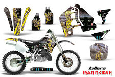 Honda CR500 CR 500 Graphics Kit Dirt Bike Wrap MX Stickers Decals 89-01 IM KLLRS