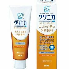Lion Japan CLINICA ADVANTAGE NEXT STAGE Relax Mint Toothpaste 90g