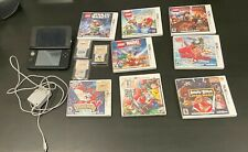 Nintendo 3DS XL Handheld Console - Black with 11 Games
