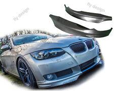 für BMW e92 coupe frontspoiler front splitter diffusor flap flip front lippe lip