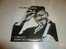 "WORKDOGS - A Tribute to Sonny Boy Williamson - 1994 USA 2-track 7"" Vinyl single"