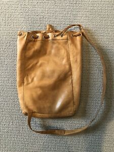 Tanner Krolle Leather Duffle Bag