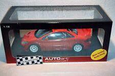 Peugeot 307 WRC Plain Body Version • 2005 • AutoArt • 1:18