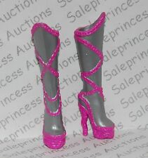 NEW Monster High Power Ghouls Polterghoul Spectra Doll BOOTS Replacement Loose