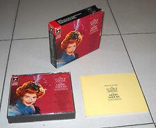 Box 2 Cd FRANZ LEHAR The merry widow Die Lustige Witwe - Von Matacic Schwarzkopf