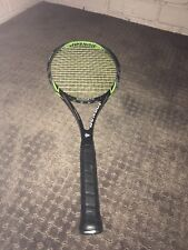 Dunlop Biomimetic 100 As NEW-Rare Piece-Grip4-Freshly Re-Strung!
