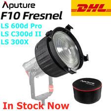 Aputure F10 Fresnel Lens Focusing 15°/45° Bowens Mount For LS 600D Pro C300D II