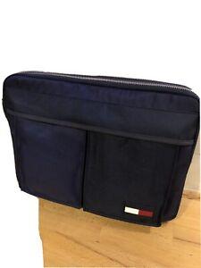 Mens Tommy Hilfiger Blue Laptop Bag