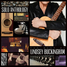 Lindsey Buckingham Solo Anthology The Best of 3 CD Deluxe - Release 2018