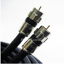 150ft PERFECT VISION SOLID COPPER 3GHZ 75 Ohm COAXIAL RG6 DIRECTV APPROVED CABLE