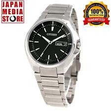 Citizen Attesa AT6050-54E Eco-Drive Titanium Watch 100% Genuine Made in JAPAN