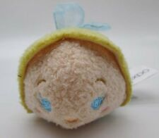 "2015 D23 EXPO Disney Store Pinocchio  Blue Fairy Tsum Tsum 4"" Mini Plush Doll"