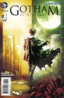 Gotham by Midnight #1 1:25 Andrea Sorrentino Variant