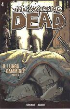THE WALKING DEAD VOLUME 4 EDIZIONE SALDAPRESS/GAZZETTA DELLO SPORT