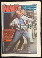 NME 19 May 1984 Bronski Beat Echo & Bunnymen Was Not Was Kevin Bacon Superheaven