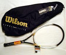 """Wilson Hammer 6.2 Stretch Tennis Racquet & Case - OS 110 - 4 1/8 - 28"""" - NEW"""
