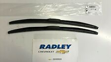 New OEM GM  Windshield Wiper Blade SET FOR 15-18 Tahoe Yukon Escalade 84613732