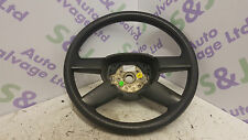 VW GOLF MK5 STEERING WHEEL IN BLACK 1K0419091 ID4376