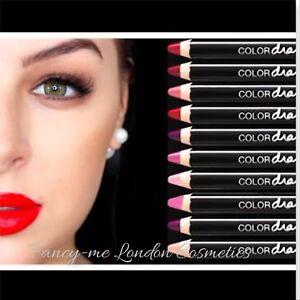 Maybelline Color Drama Color Show Intense Velvet Lip Crayon -Choose Shade FREEPP