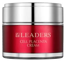 Leaders Cell Placenta Cream 50ml 1.76oz Anti-Aging Moisturizing Korea Cosmetic