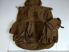 World War 2 WWII Japanese Military Soldier's and Civilian's Backpack rucksack-A-