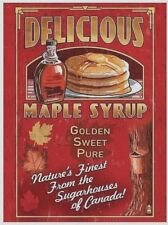 Delicious Maple Syrup Jigsaw Puzzle Andrews and Blaine 1000 Pieces Canada NEW