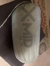 Dan Durston X-Mid Ultralight UL 1P Drop Tent Excellent Condition No Poles Incl