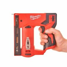 Milwaukee M12 BST-0 Battery Operated Stapler - without and O.Charger 4933459634