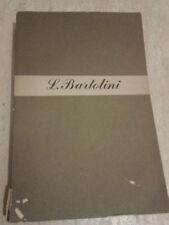Luigi Bartolini - LADRI DI BICICLETTE - 1948 - 1° Ed. Longanesi - RARO!!!