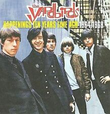 Happenings Ten Years Time Ago 1964-1968 by The Yardbirds (CD, May-2008, Raven)