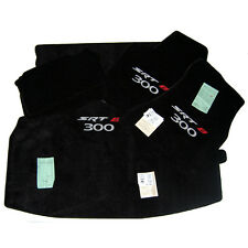 2005 - 2014 Chrysler 300 300C SRT8 Trunk & Floor Mats - 5 Piece Set - 32oz 2ply