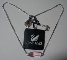 "SWAROVSKI SILVER CRYSTAL JEWELERY   ""ELATED SMALL NECKLACE"" MINT IN BOX  946725"