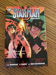 Starman Omnibus 3 by James Robinson