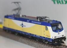 Trix H0 E-Lok BR 146.2 Metronom aus Startpackung 21517 TRAXX Neu Ohne OVP