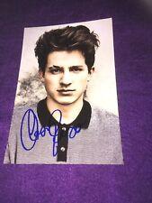 Charlie Puth Photo Dedicace Autograph