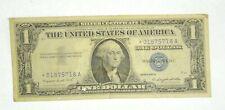 ERROR Replacement *Star* 1957-A $1.00 Silver Certificate Note - Tough *431