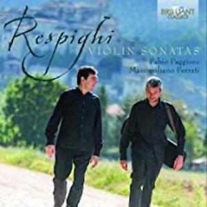 Ottorino Respighi : Sonates pour Violon