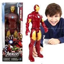 The Avengers Marvel Titan Hero Series Movie Toy Ironman 12'' Figure Boy Toy Gift