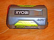 NEW GENUINE Ryobi 40V Lithium-Ion Battery OP4026 Large 2.6AH  High Capacity