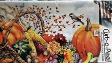 New Floral Gathering Magnetic Mailbox Cover by Evergreen Fall Autumn Acorns Nip