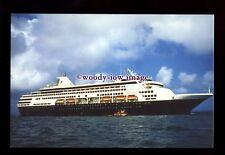 SIM0449 - Holland America Liner , Ryndam , built 1994 - postcard