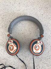BB8 Wired Headphones