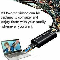 HDMI to USB 3.0  Video Capture Card 1080P HD Recorder Game Video Live Streaming